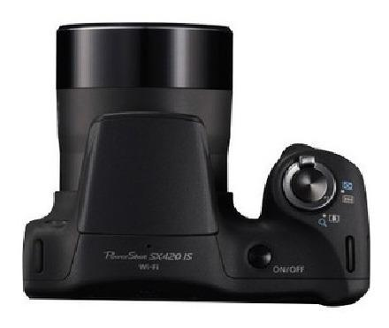 Camara canon digital sx420;pantalla 3 42x zoom optico 20mpx