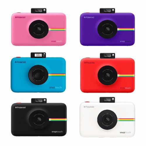 Camara digital instantanea polaroid snap touch 13mp nueva