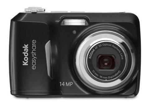 Camara digital kodak easyshare c1530 de 14 mp con zoom optic