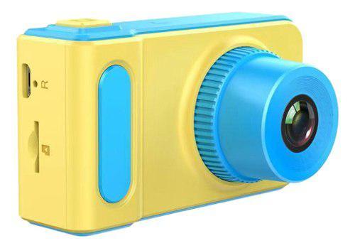 Cámara digital recargable para niños con cámara 1080p y