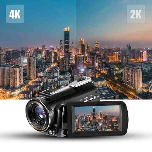 Cámara vídeo digital andoer ac3 4k uhd 24mp