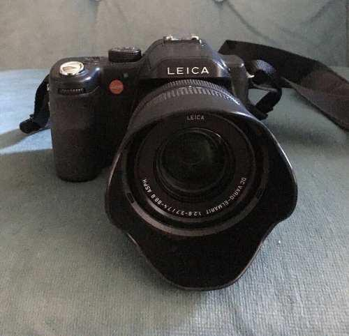 Cámara,leica v-lux 1 10.1mp cámara digital-negro