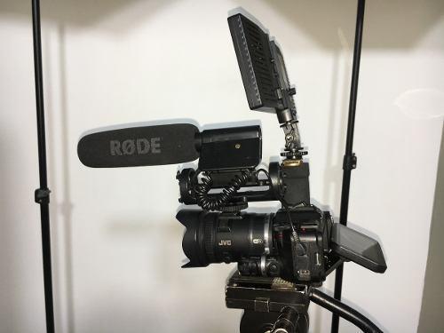 Jvc gc-px100 hd videocamara 10x px100 gc-yj40