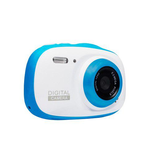 Mini cámara digital para niños pantalla lcd de 2.0