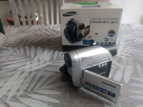 Videocamara digital samsung sc-d364