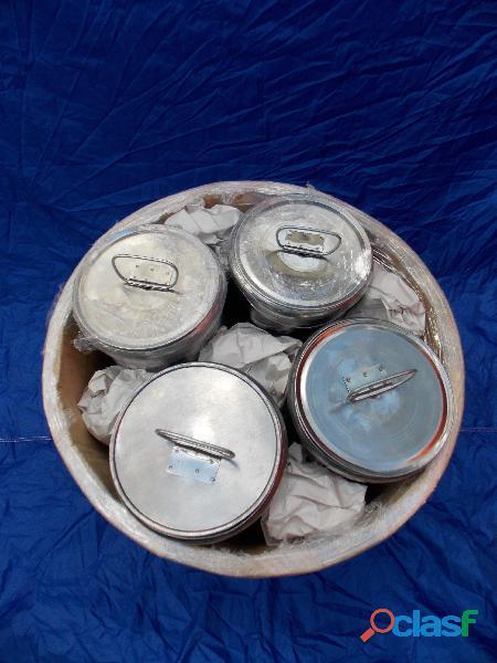 Barricas y botes neveros para nieves y helados artesanales