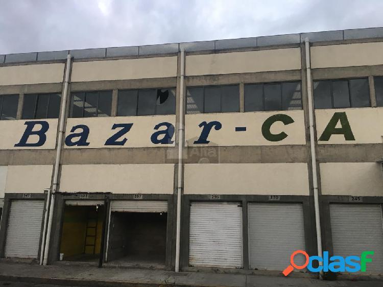 Local comercial en venta dentro de la Central de Abastos Toluca