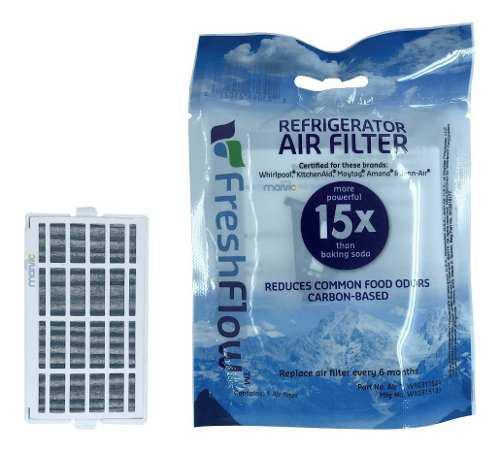 Filtro de aire refrigerador whirlpool maytag antibacterial