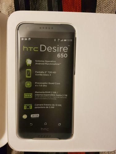 Htc Desire 650 Nuevo, Smartphone, Libre