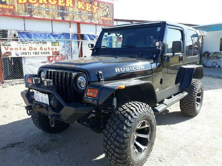 Jeep 1998 v8 modificado