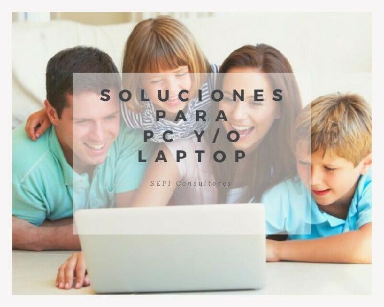Optimización de PC/Laptop