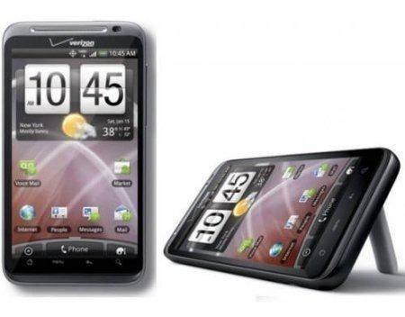 Reformado wireless rayo de htc adr6400 teléfono inteligente