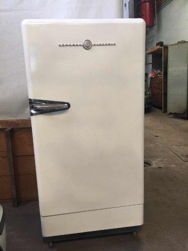 Refrigerador Antiguo General Electric