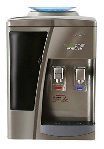 Refrigerador de agua fría y caliente dispenser nutrichef