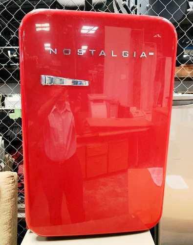Refrigerador Estilo Antiguo Multy Lift