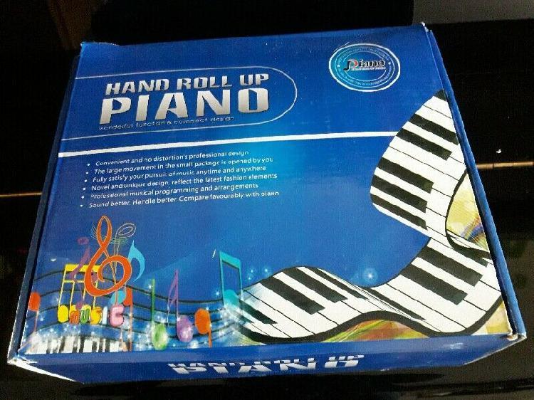 Se vende teclado de piano portatitl