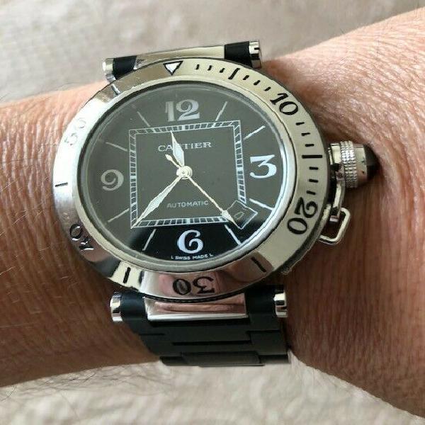 Vendo Cartier y Rolex