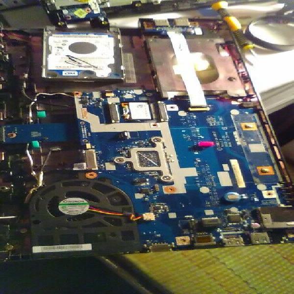 curso basico de reparacion de laptops