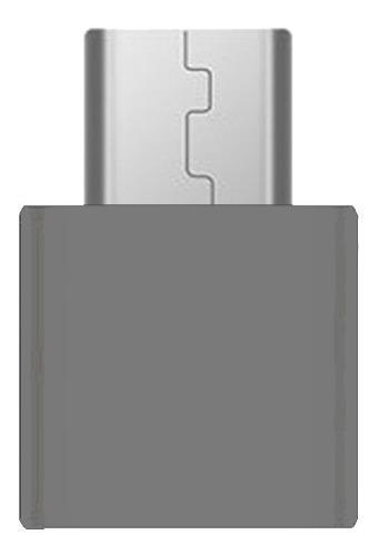 Adaptador otg usb hembra a tipo c mouse teclado memorias