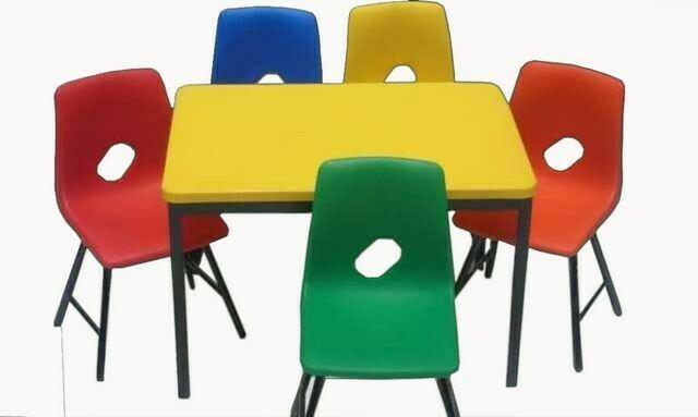 Muebles para escuela
