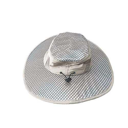 Sombrero enfriamiento con tapa protector solar hielo tapa hy