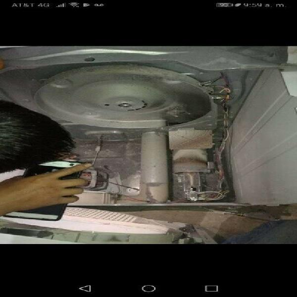 Reparación y mantenimiento de secadoras de ropa, veracruz,