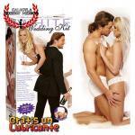 Kit de juguetes sexuales para tu noche de bodas paquete con