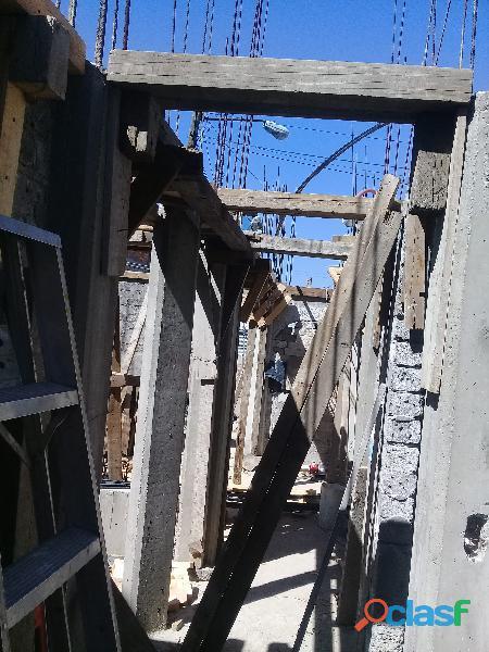 Albañilería y acabados en casasa