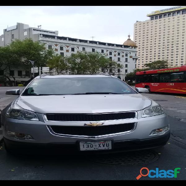 Chevrolet traverse 2011 todo equipado