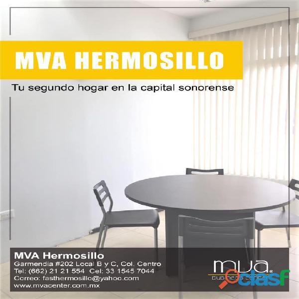 OFICINAS EN RENTA EN HERMOSILLO
