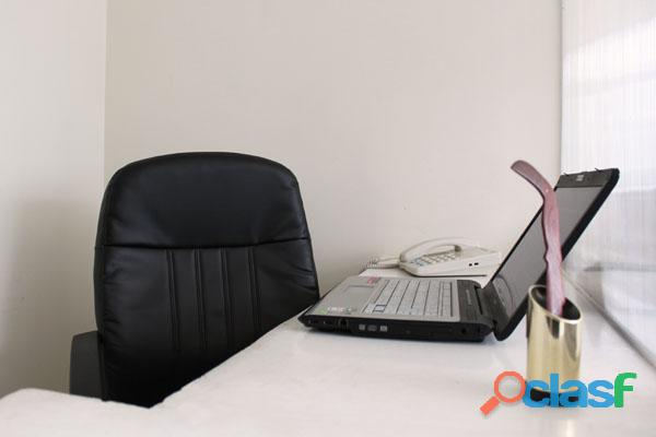 Te ofrecemos amplias oficinas amuebladas en toluca… cima red de negocios.
