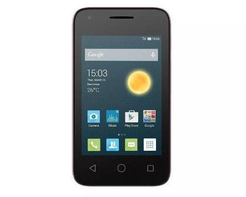 Alcatel 4009g 2 mpx 4 gb android 4.4 3g telcel 3.5