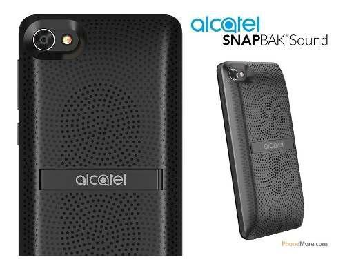 Alcatel pulsemix con bocina snapbak sound gratis nuevo libre