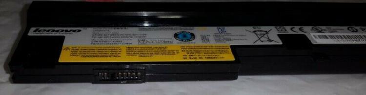 Bateria original para laptop lenovo. modelo l09m6y14. 11v