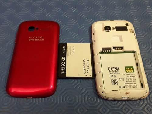 Celular alcatel one touch c5 (5036a) por piezas