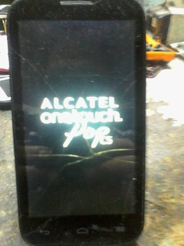 Celular alcatel one touch pop c5