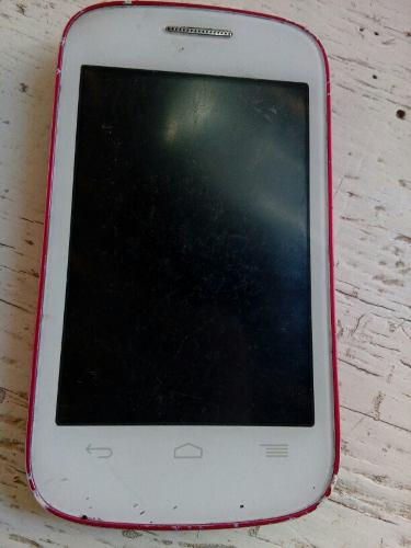 Celular alcatel onetouch, no sirve touch