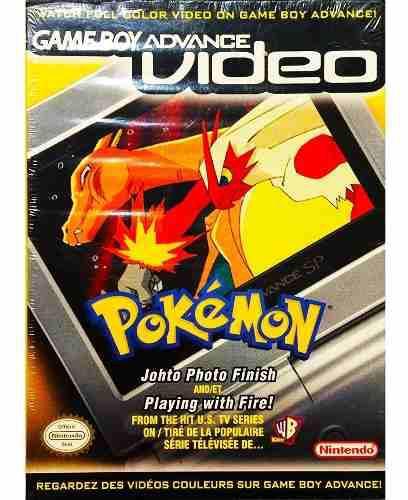 Gameboy advance video pokemon 2 - nintendo gba & nds