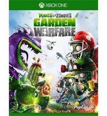 Plantas vs zombies garden warfare one