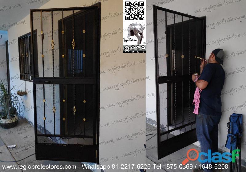 Regio Protectores   Instal en Fracc:San Francisco 0356