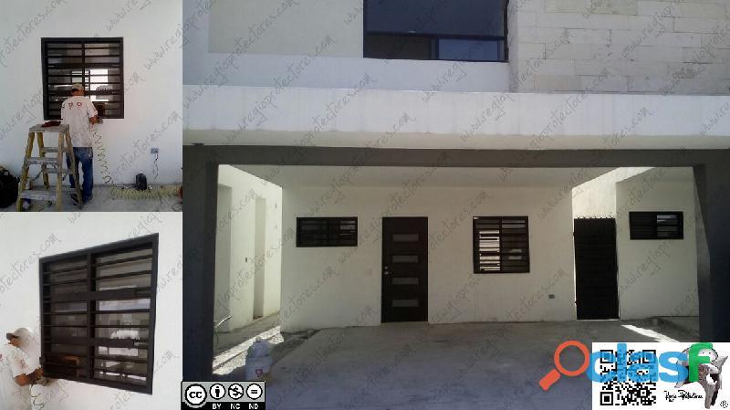 Regio Protectores   Instal en Fracc:Valle Real 0357