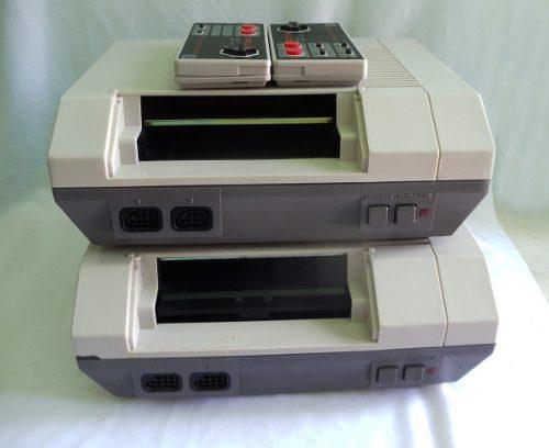 Consolas tipo nintendo nes vintage