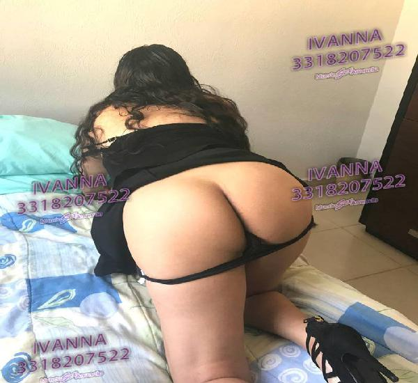 DISFRUTA A IVANNA ANAL Y ORAL AL NATURAL, ENGLISH SPOKEN