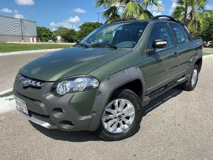 DODGE RAM 700 ADVENTURE DOBLE CABINA STD 4 CIL 1.6L 6 AIR segunda mano  Mérida (Yucatán)
