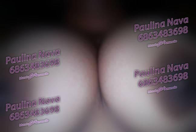 Hola soy Paulina, mejores ofertas aquí conmigo