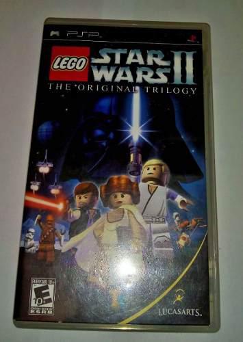 Lego star wars ii the original trilogy juego psp