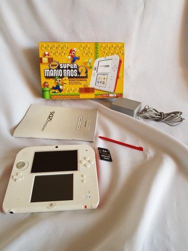 Nintendo 2ds edición mario bros