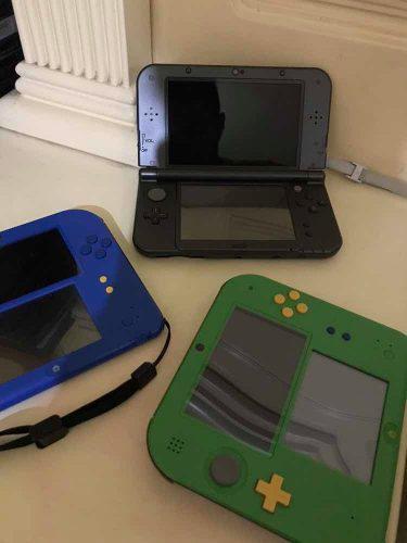 Nintendo 3ds más juegos.