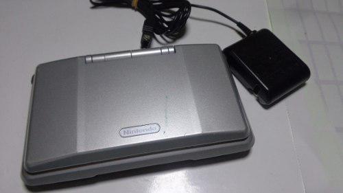 Nintendo ds fat gris