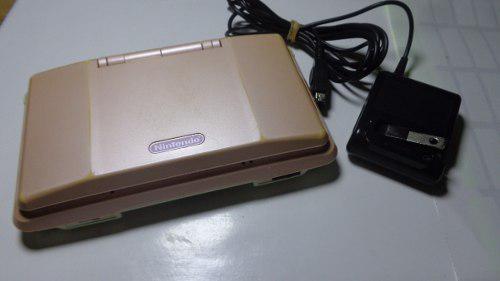 Nintendo ds fat rosa